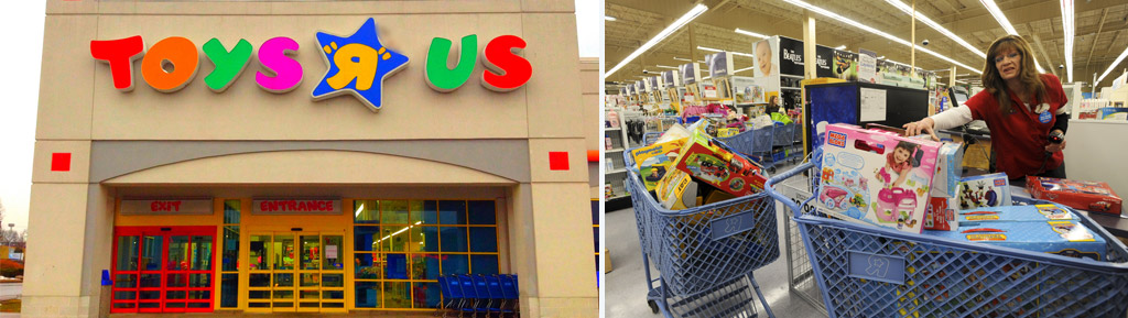 Toys R Us: The Demise