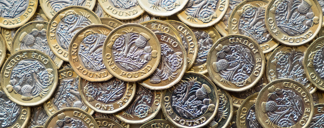 How much is the UK £ Worth?
