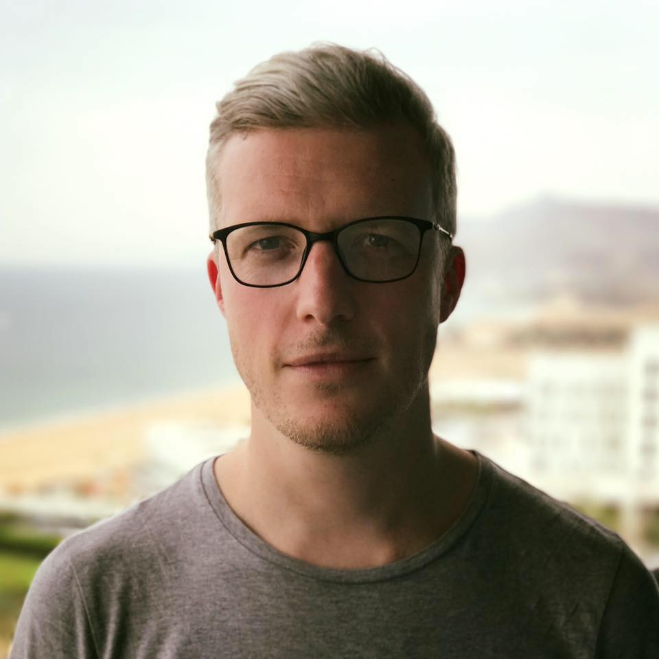 Picture of Ben Bennett, the Face of Second Voice (Psydro verified business).