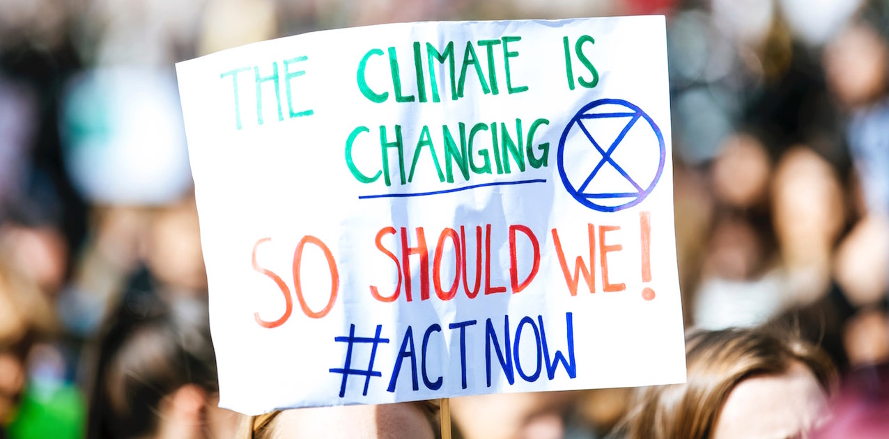 Climate Change Is Undeniable Reality we are facing and we should act now